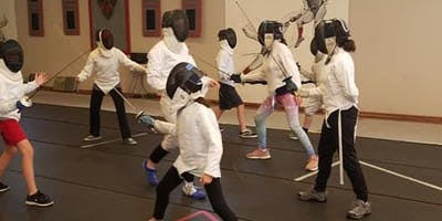 Take a Jab at Fencing