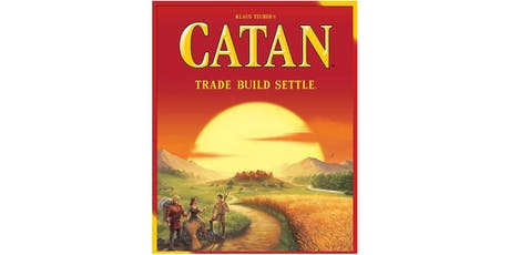 Catan Tournament tickets