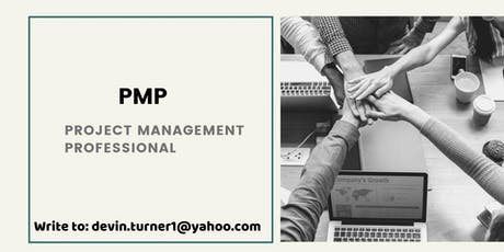 PMP Certification Classroom Training in Bangor, ME tickets