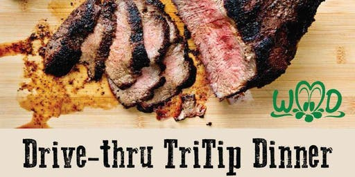 Drive-thru TriTip Dinner