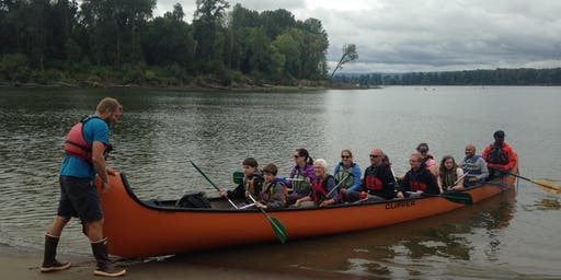 Ridgefield BirdFest Paddle 10/5/19