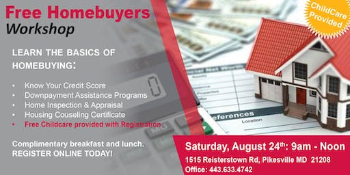 FREE EVENT: Savage Home Group Homebuyer's Workshop