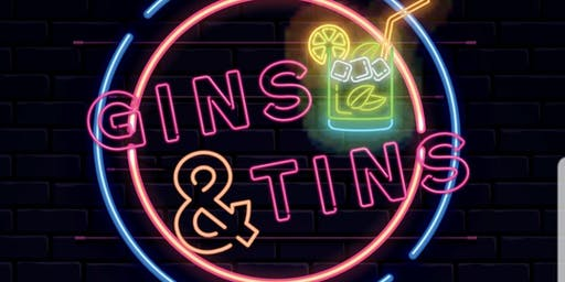 Gins and Tins Pop Up Gin Club