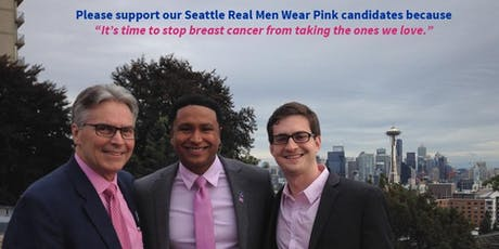 Real Men Wear Pink  of Seattle Kick-Off tickets