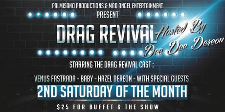 Drag Revival - A Drag Dinner Show (Beyonce Takeover) tickets
