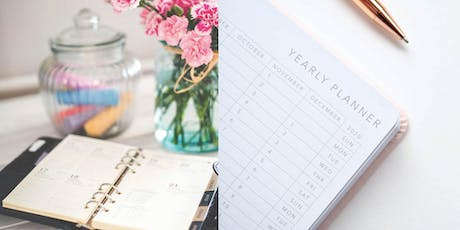 Organize Your Life: Planner Workshop tickets