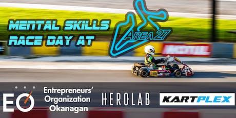 EO Okanagan Presents: Mental Skills Raceday at Area 27 tickets
