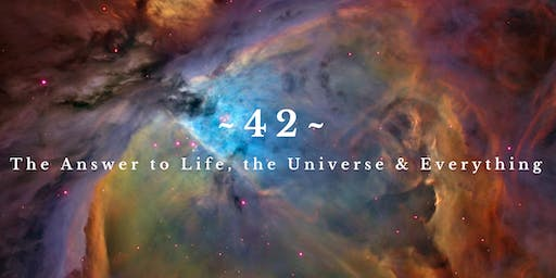42: The Answer to Life, the Universe & Everything Sound Healing Bath