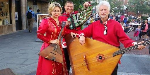 Ensemble Barynya: Russian Folk Music & Dance
