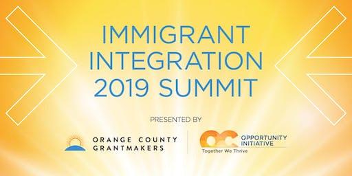 Immigrant Integration 2019 Summit