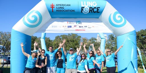 6th Annual LUNG FORCE Walk