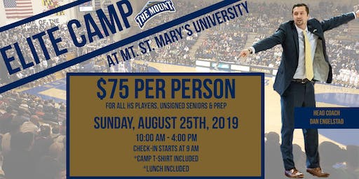 Mount Hoops Elite Camp
