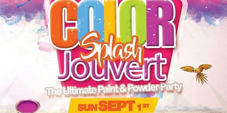 Lexi Tay Presents Color Splash Jouvert The Ultimate Paint & Powder Party tickets