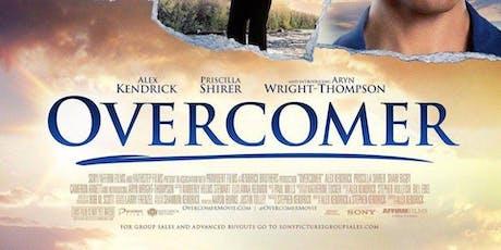 Overcomer Movie PRE-RELEASE Viewing tickets