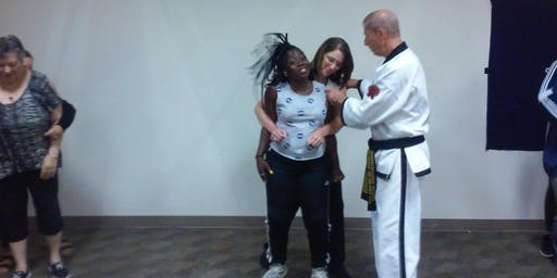 Women's Self-Defense Workshop (West Hempstead Public Library)