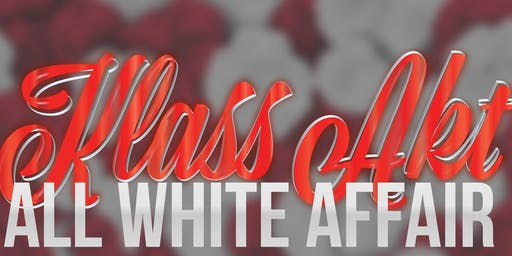All White Affair - Hosted by the DX Nupes