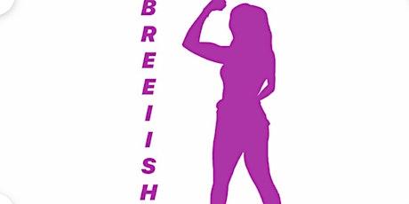 Breeiish Dance & Fitness SATURDAY CLASS tickets