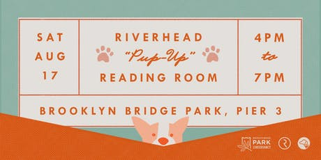 "Riverhead ""Pup-Up"" Reading Room tickets"