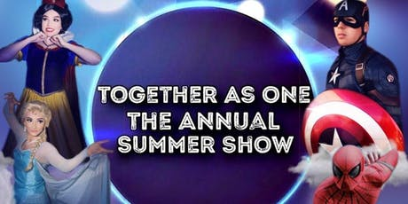 Together As One! tickets
