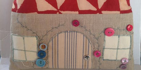Sewing for Children - Cottage Bag 20th August 2019 £35 tickets