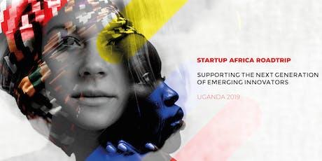 Demo Day | Startup Africa Roadtrip 2019 | Jury invitation tickets
