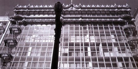 """2019 Architecture + the City //""""Structural Legacy Tour of the Financial District"""" tickets"""