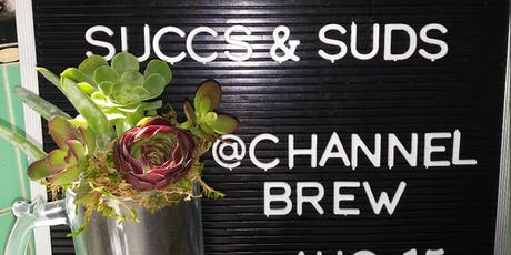 Succs and Suds Stockton Beer Week tickets
