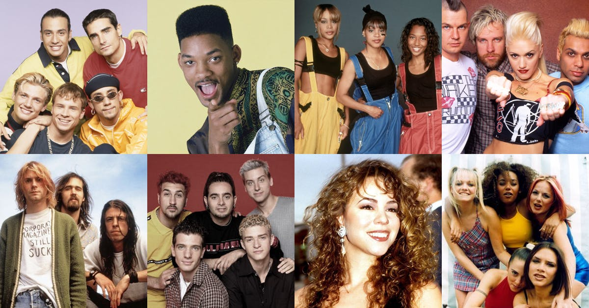 ALL THAT 90s PARTY