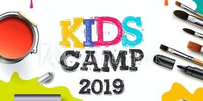 Daily- Summer Art Camp Natomas