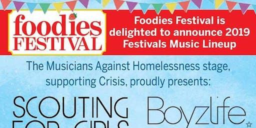 Foodies Festival Edinburgh - Public-i