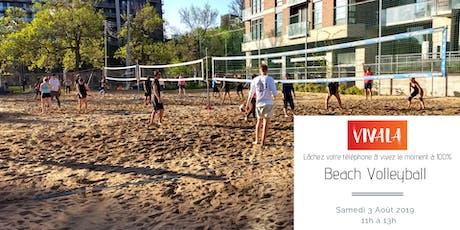 Beach Volleyball & Compagnie tickets