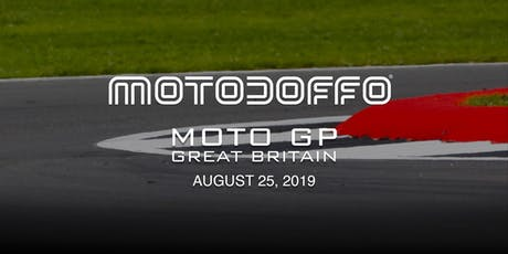 Great Britain MotoGP Watch Party tickets
