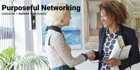 Purposeful Networking bilhetes