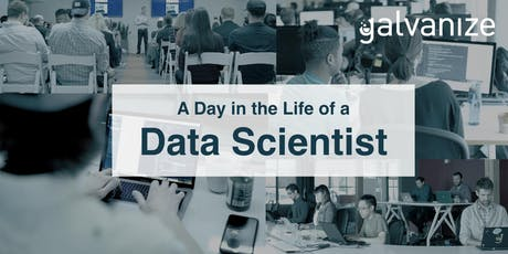 A Day in the Life of a Data Scientist tickets