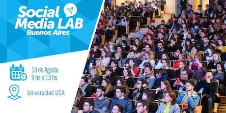 Social Media Lab Buenos Aires  entradas