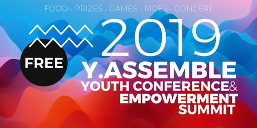 2019 Y.ASSEMBLE Youth Conference and Empowerment Summit