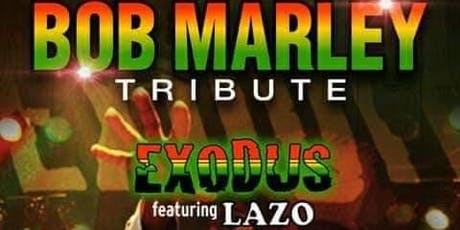 Bob Marly Tribute Ft - Exodus tickets