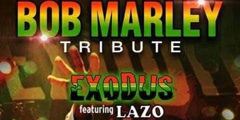 Bob Marly Tribute Ft - Exodus