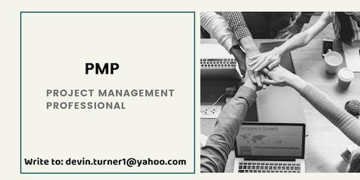 PMP Certification Classroom Training in Burlington, VT