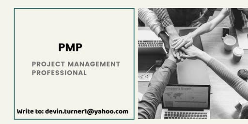 PMP Certification Classroom Training in Burns, OR