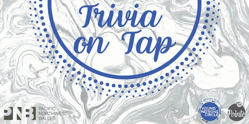 Pacific Northwest Ballet presents Trivia on Tap