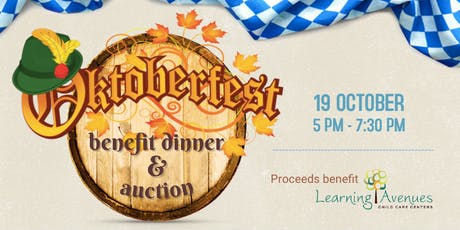 2nd Annual Benefit Dinner & Auction tickets