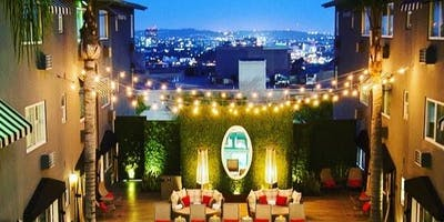 Music & Cocktail event at a West Hollywood Landmark on Sunset Blvd ~FREE