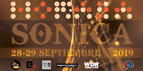 Morada Sónica Festival de Otoño 2019 entradas