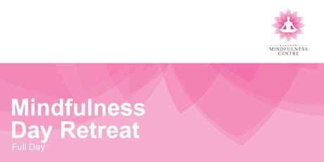 Mindfulness Day Retreat Saturday 28/09/2019 tickets