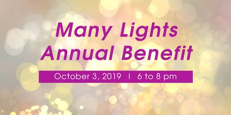 Many Lights Annual Benefit tickets