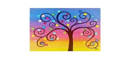 Button Tree- Workshop