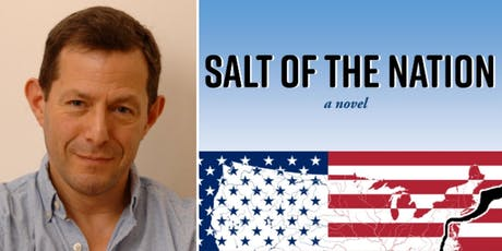 Book Launch: Salt of the Nation with Matt Bloom tickets