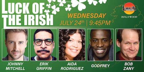 Godfrey, Erik Griffin, and more - Luck of the Irish! tickets