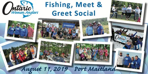 OWA Fishing, Meet & Greet Social
